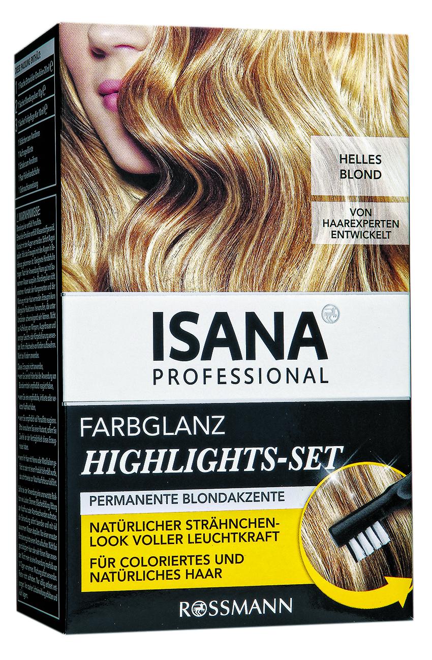 Liandas Fascination Neue Haarfarbentrends Mit Isana