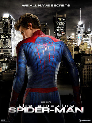 Andrew Garfield new spiderman movie alan eskew dallas