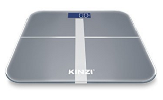 Best Seller Digital Bathroom Scale 400 Lb Capacity Retail
