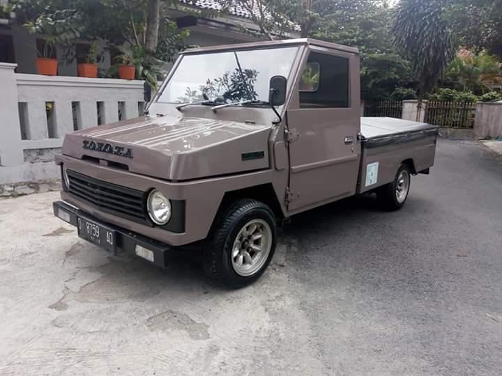 Harga Mobil Kijang Doyok Bekas