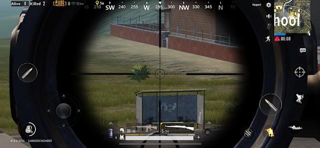 Role sniper Game PUBG Mobile