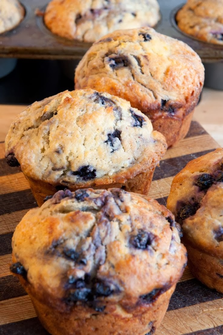 Cooking Pinterest Weight Watcher S Healthy Blueberry Muffins Recipe