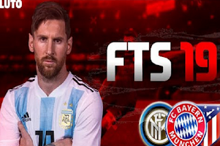 Download FTS 19 Mod PES 2020 Gustavo Gamer Apk Data Obb for Android