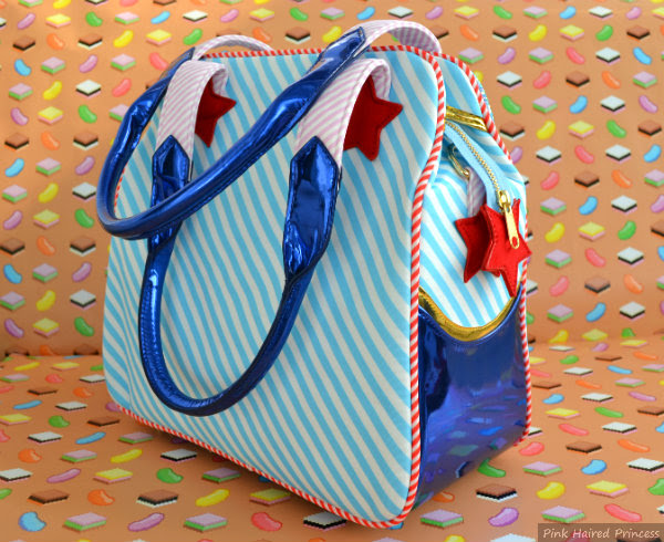 irregular choice limited edition whoa bag