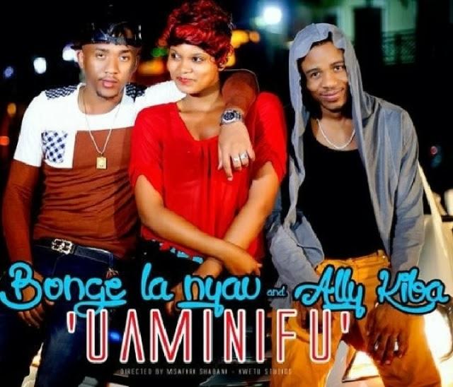 AUDIO   Bonge La Nyau Feat Alikiba - Uaminifu   Download - DJ Mwanga