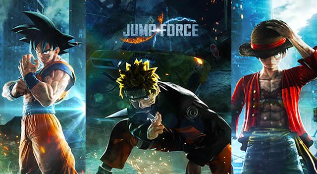Jump Force E3 2018