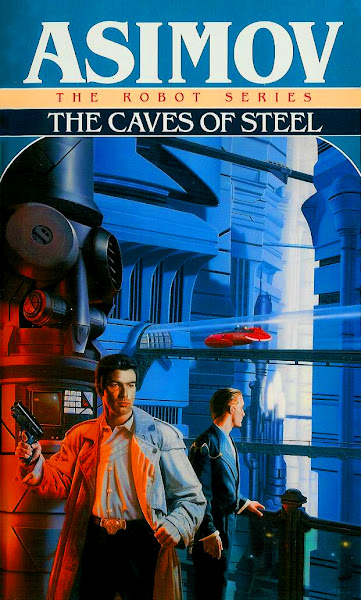 The Caves Of Steel De ISAAC ASIMOV