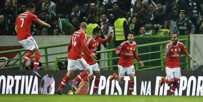 Le Benfica, champion en titre, tentera de s'imposer à Tondela en ouverture de la Liga Nos