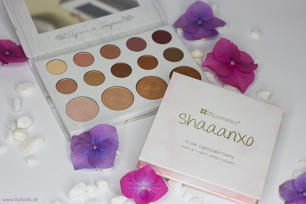BH Cosmetics - Carli Bybel und Shaaanxo Paletten