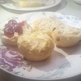 scones - savoy afternoon tea