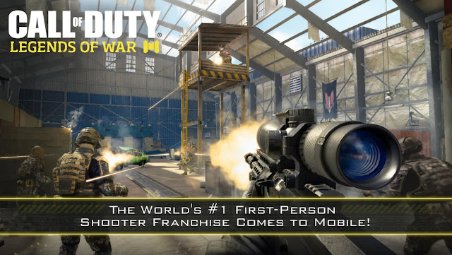 Call of Duty APK v1.0.0 For Android Mobile