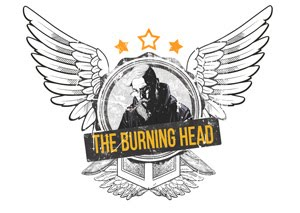 the burning head