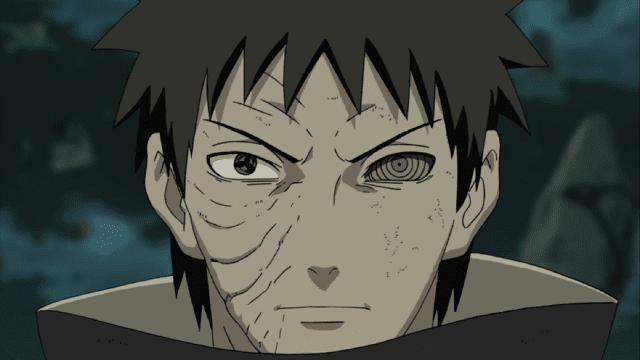 Dendamnya terhadap Kakashi membuat Obito menjadi jahat