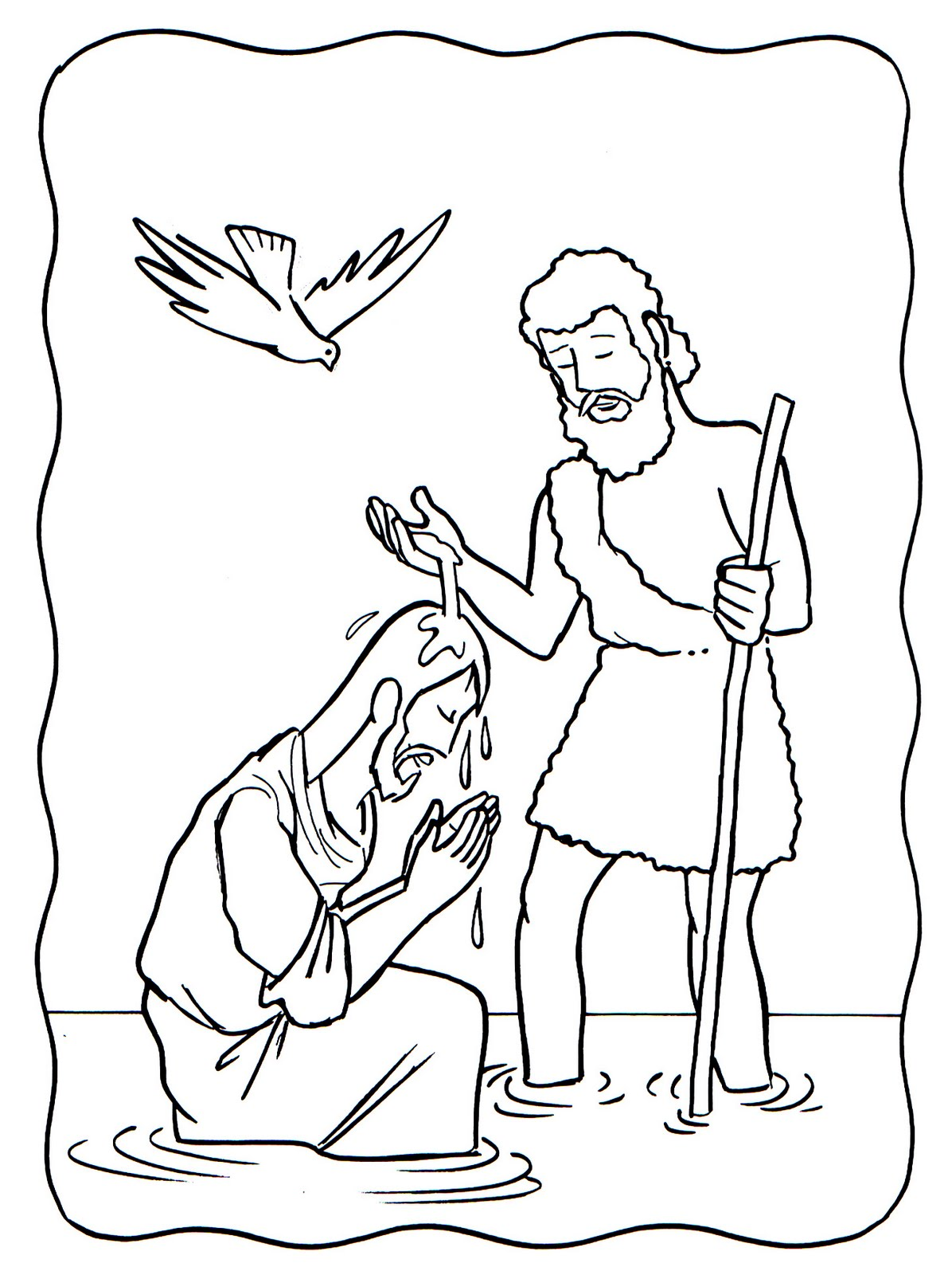 Gifs Y Fondos Paz Enla Tormenta Imágenes De Jesús Para Colorear