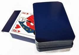 Jeux de cartes en France