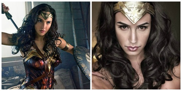 Wonder Woman star Gal Gadot commends Paolo Ballesteros' makeup transformation