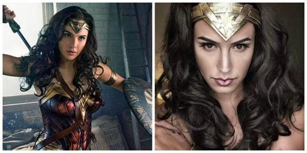 Wonder Woman star Gal Gadot commends Paolo Ballesteros' makeup transformation