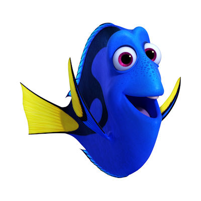 ellen degeneres returns to the sea as dory the bright blue tang with a sunny personality she suffers from short term memory loss which normally doesnt - Blue Castle 2016