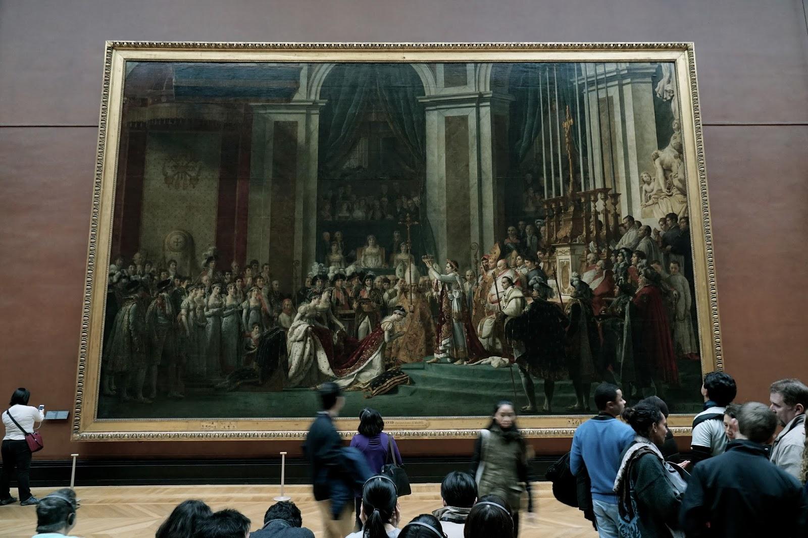 ナポレオンの戴冠式(Le Sacre de Napoléon)