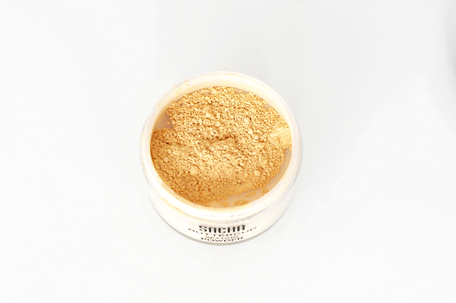 Sacha ButterCup Setting Powder Black Beauty Skin