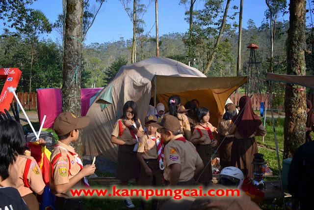 Alamat Lengkap Kampung Cai Ranca Upas | Booking Call 081323739973
