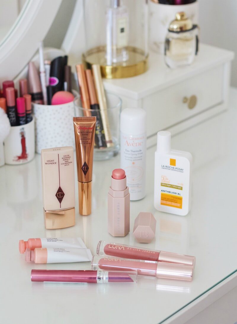 Beauty essentials for a sunny day