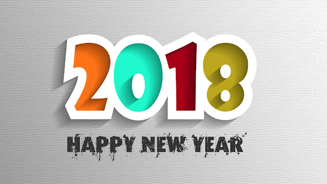 3D Happy New Year Wallpapers