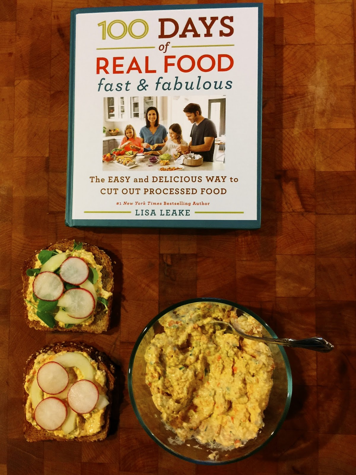 100 days of real food fast fabulous the easy and delicious way to cut out processed food