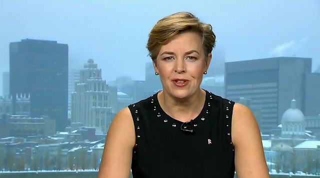 Kellie Leitch speaking with CP24's Stephen LeDrew on January 13.