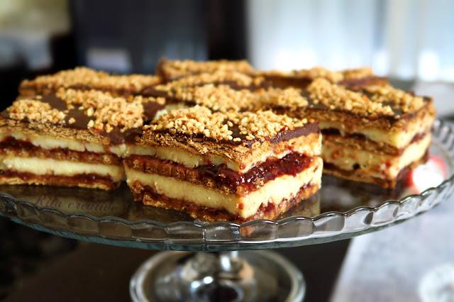 ciasto-chałwowe-bez-pieczenia