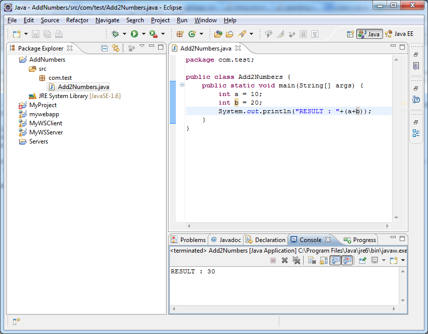 how to create runnable jar in eclipse