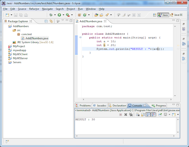 creating executable jar file using eclipse