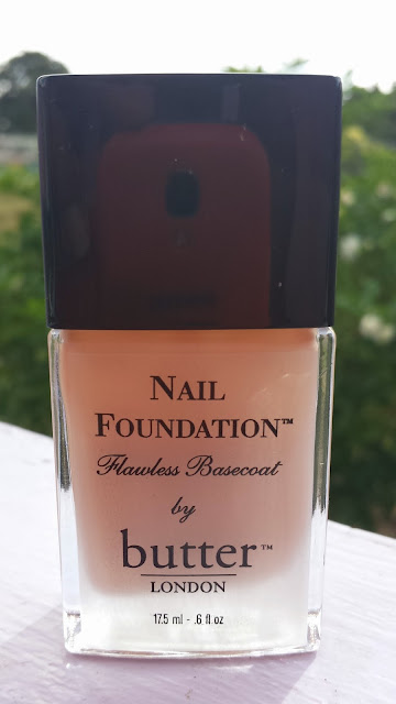 Base Coat - Butter London Nail Foundation - www.modenmakeup.com