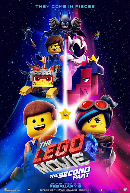 The Lego Movie 2 2019 movie poster