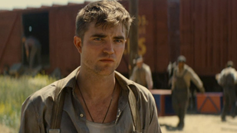 Actor From Water For Elephants