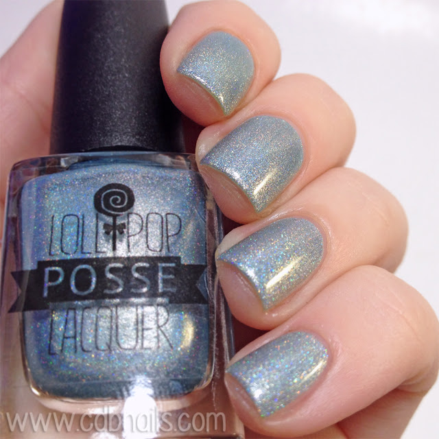 Lollipop Posse Lacquer-But I Never Seem to Go