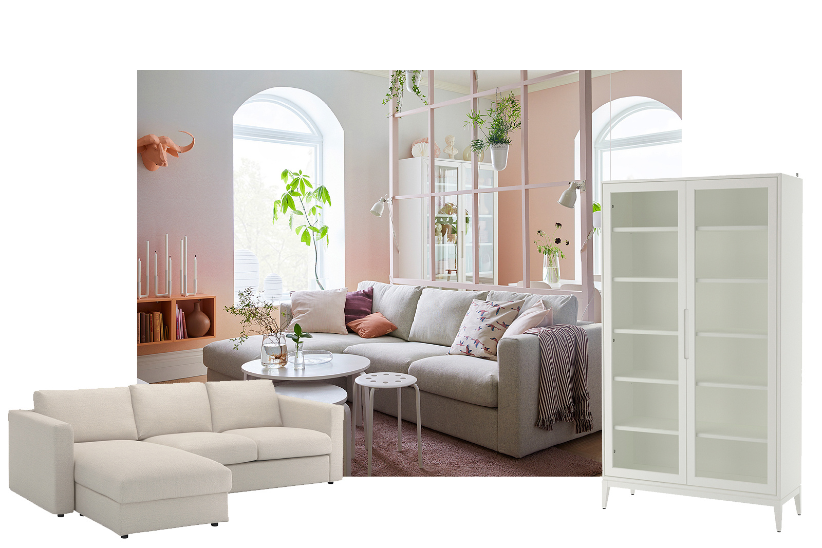 galeriaefka salon IKEA