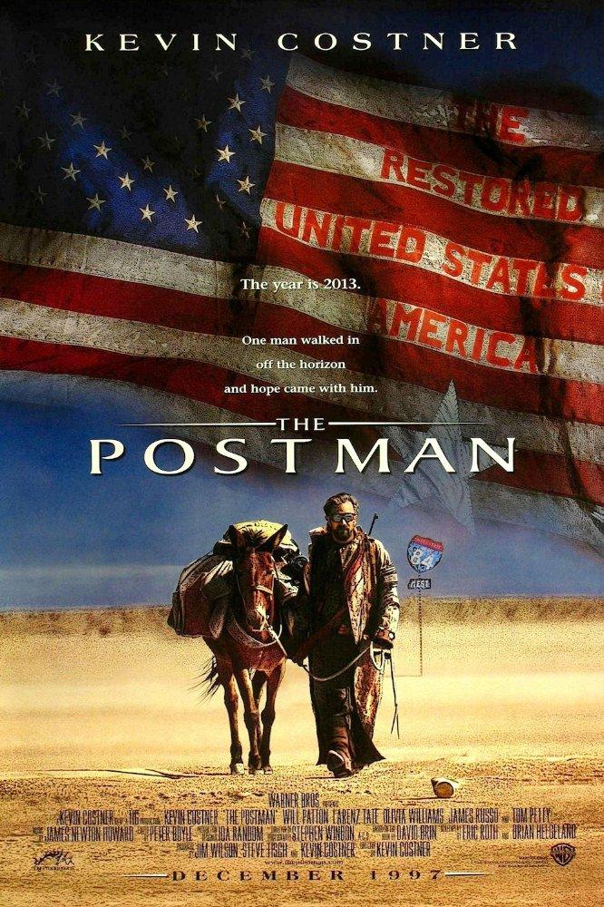 The Postman (1997) คนแผ่นดินวินาศ 2013