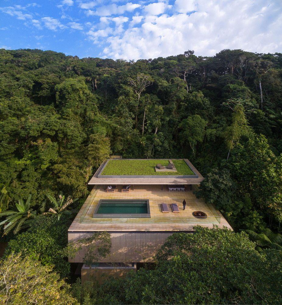 Dal Brasile la Jungle House
