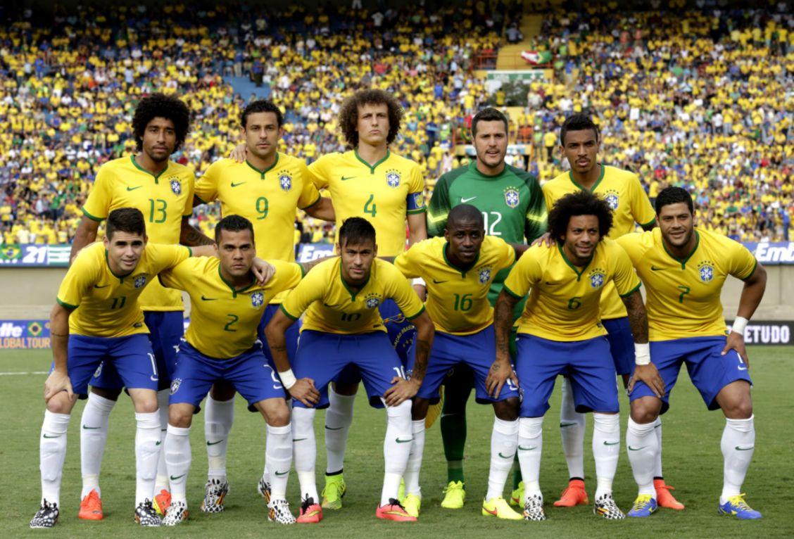 new concept bd17a 6ee2b Brazil National Football Team Brazil Soccer | Wallpapers Link