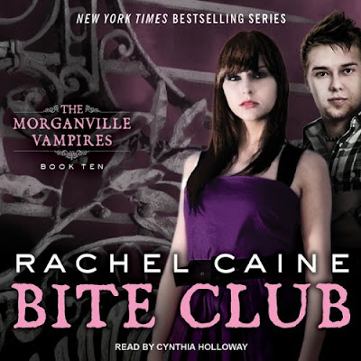 Bite Club Audiobook by Rachel Caine