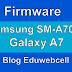 Firmware Samsung SM-A700H A7