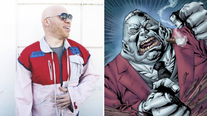 "Black Lightning - Marvin ""Krondon"" Jones III Joins Cast as Tobias Whale"