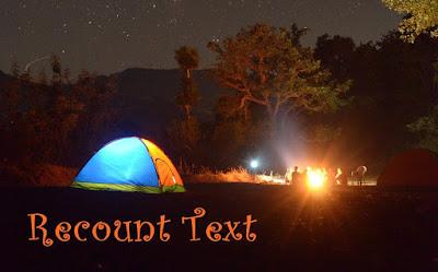DBI | Recount Text