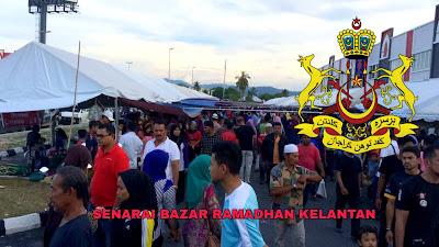Senarai Bazar Ramadhan Kelantan 2019 (Lokasi)