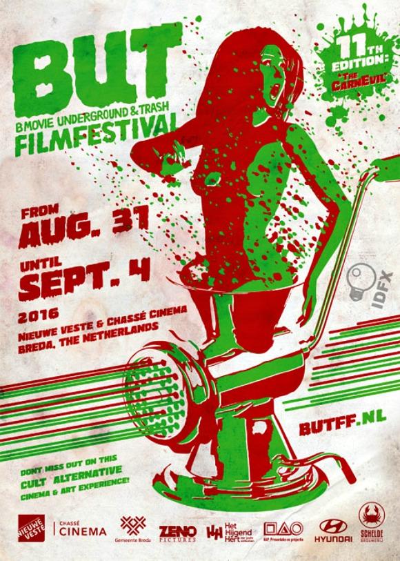 BUT film festival 2016