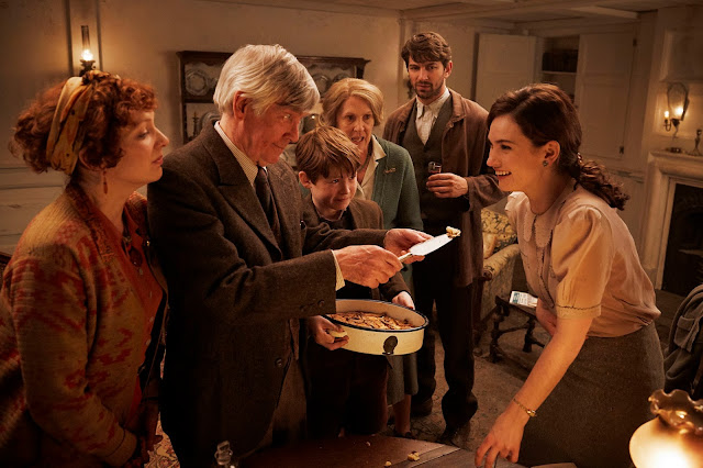 The Guernsey Literary and Potato Peel Society: Film Review