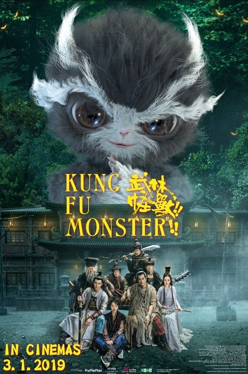 Review Filem Kung Fu Monster