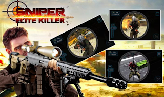 Sniper Elite Killer Mod Apk v1.6 Unlimited Ammo/Cash & No Reload