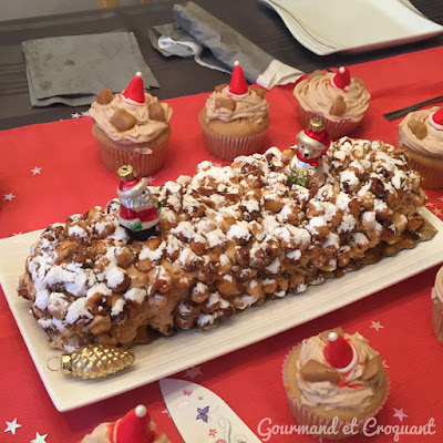 Dessert-buche-noel-pralin-noisette-michalak-roulee